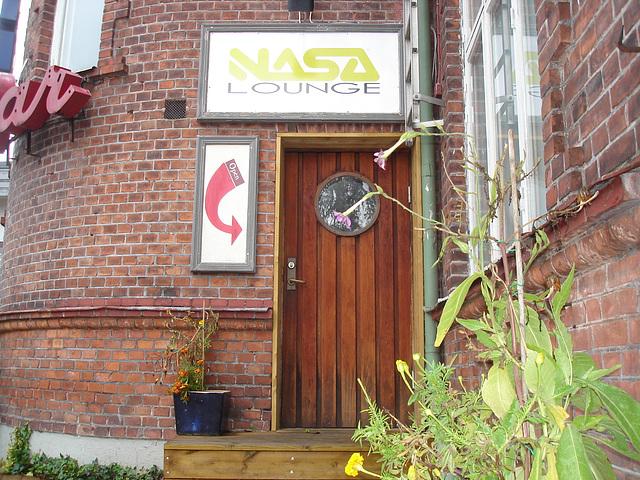 Nasa lounge restaurant  - Båstad  /  Suède - Sweden.  21-10-2008