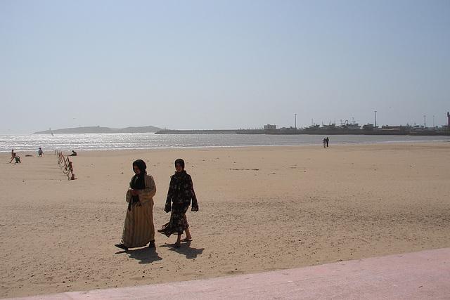 Plage d'Essaouira Maroc