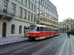 DPP #8536 at Namesti Republiky, Prague, CZ, 2009