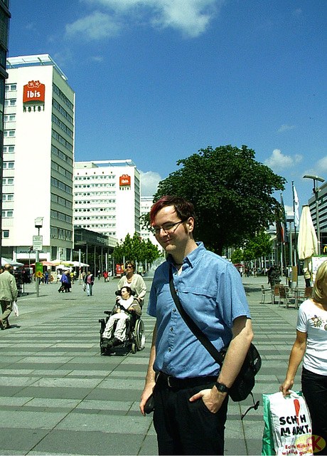 2009-06-17 001 Mateo en Dresdeno
