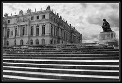 Les marches du palais