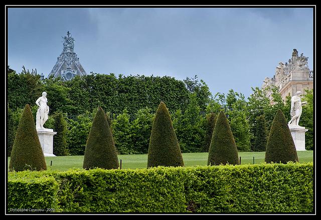 Versailles à tous les étages / Versailles on all floors