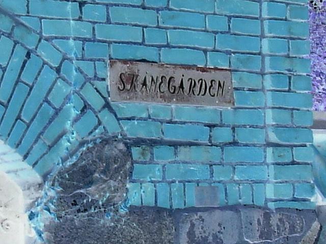 Maison  Skanegarden house - Båstad / Suède - Sweden.  21-10-2008 - Négatif