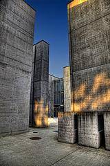 burning concrete.......