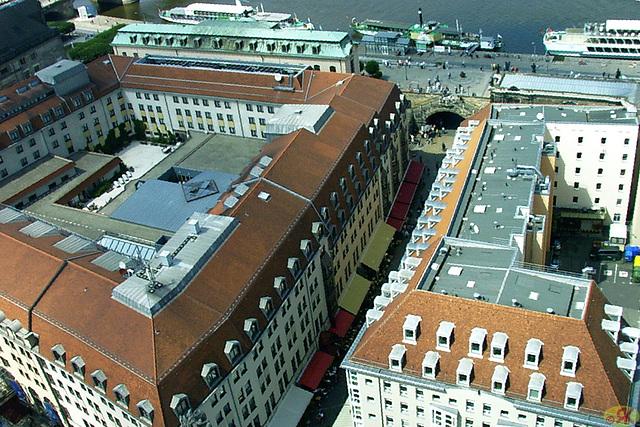 2009-06-17 027 von der Frauenkirche