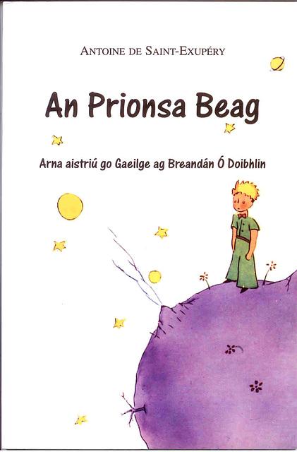La Eta Princo. Irlanda
