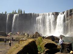 Chutes Salto del Laja, Chili