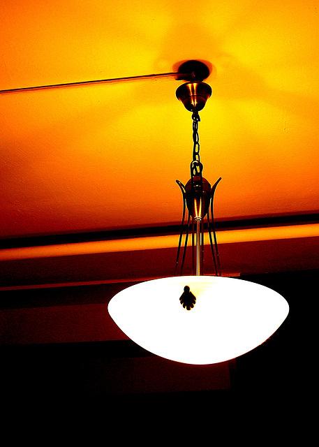 domkoridora lampo