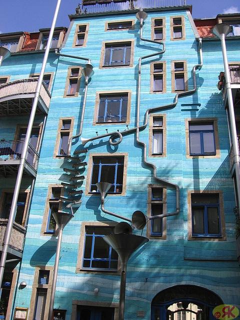 2009-06-16 01 Dresden-Neustadt, Kunstpassage