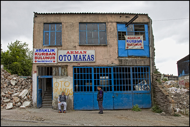 Oto Makas - Remaining in Sulukule