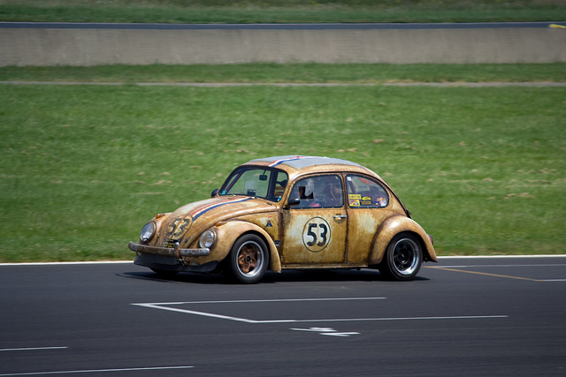 VW Rat Racing Cox
