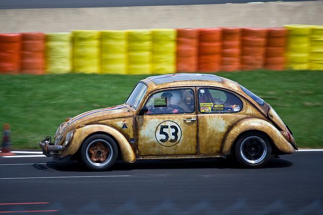 VW Rat Racing Cox