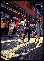 3 girls on the run.....