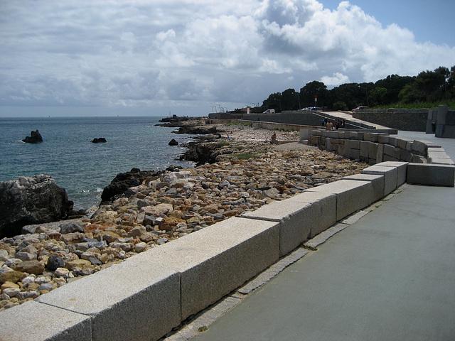 Oeiras, Maritime Walk between Beaches of Santo Amaro & Paço d'Arcos