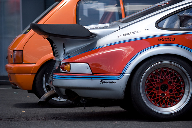 "Porsche 911 Turbo ""Martini Racing Club"""