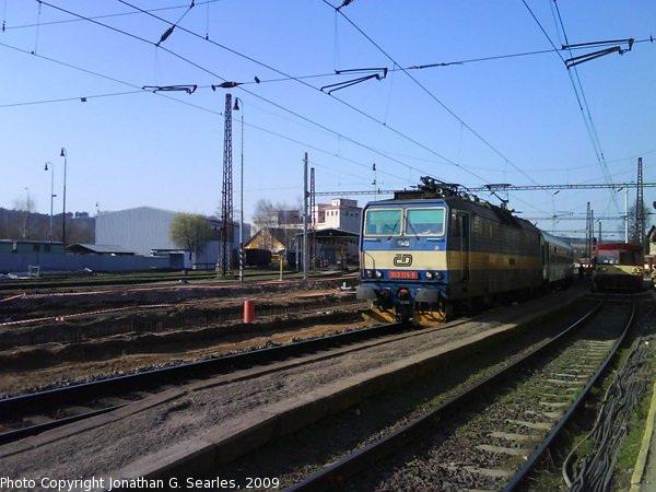 CD #363129-8 at Cercany, Bohemia (CZ), 2009