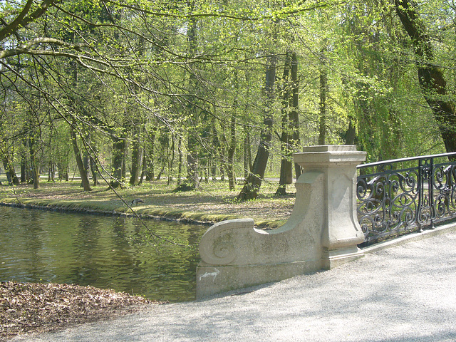 Nymphenburger Schlosspark