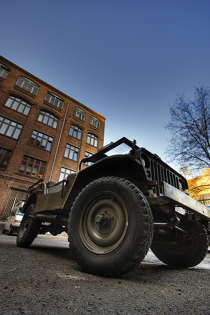 Willys JEEP II