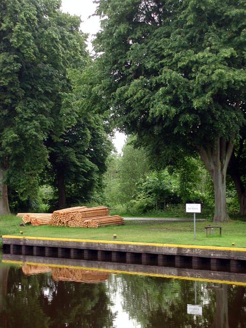 DSCN1125  Hunte in Oldenburg