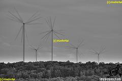 Windpark am Biebelrieder Kreuz