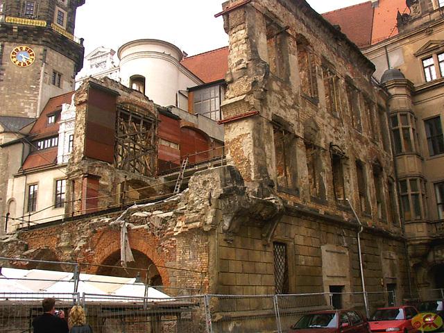 2004-04-03 .21 kastelo, Dresdeno