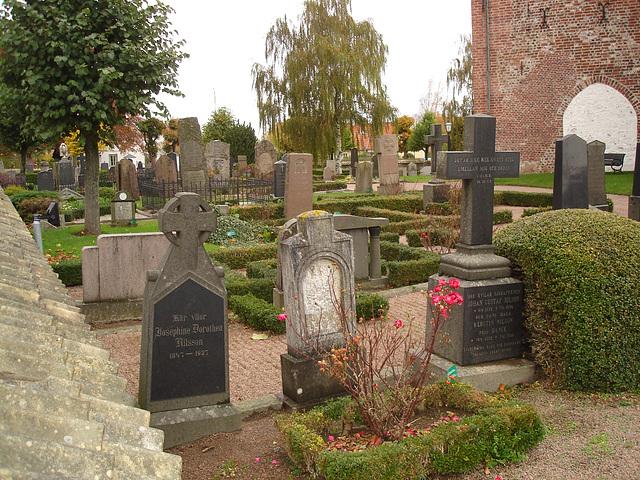Cimetière de Båstad / Båstad  cemetery
