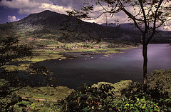 Toya Bungkah and Lake Batur