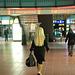 My friend Simona's airport candid shot / Photo d'aéroport de mon amie Simona