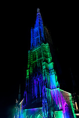 Münster Light Show