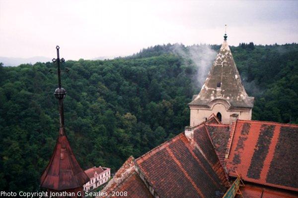 Hrad Krivoklat, Picture 5, Krivoklat, Bohemia (CZ), 2008