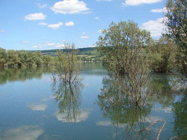 Bourgogne Lac de Panthier