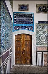 Topkapi - locked door