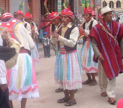Danza Aymara, par Inca the Peruvian Ensemble