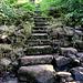 Stufen zur Elbe - nach dem Hochwasser