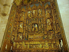 PICT10999ac Gilded Retable of St Ann Chapel