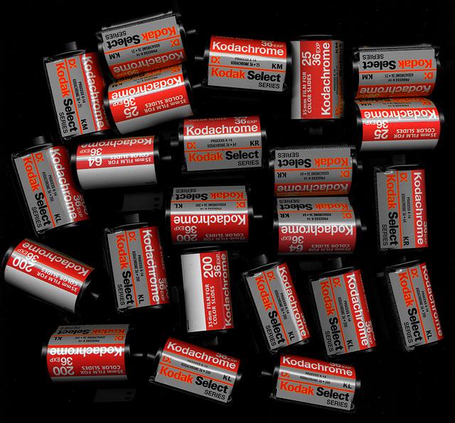 Kodachrome (262E)