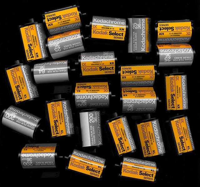 Kodachrome (262F)