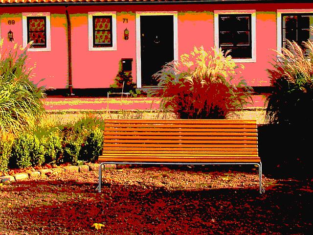 Båstad  /  Suède - Sweden.  25 octobre 2008 - Postérisée