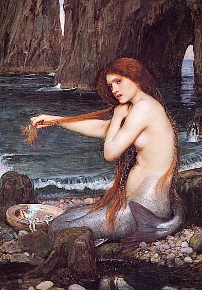 Sirena Chilota, œuvre de John William Waterhouse