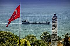 Bosporus.....