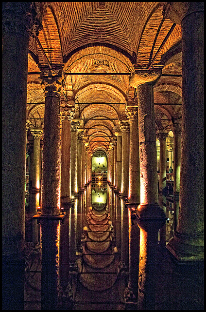 Basilica Cystern of Istanbul