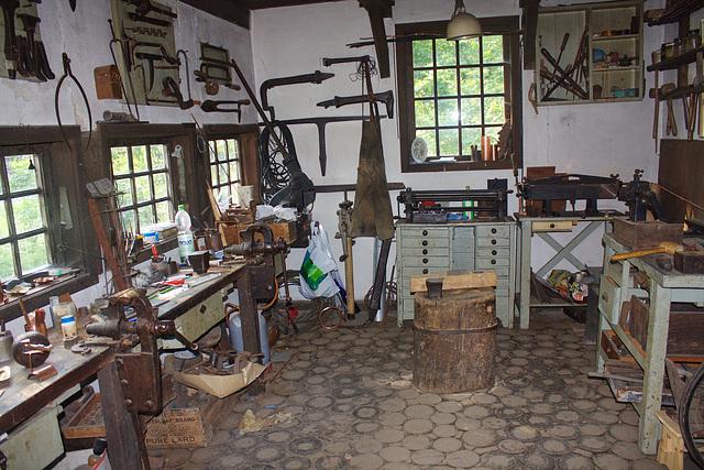 Klempnerei, Kupfer und Messingschmiede 2