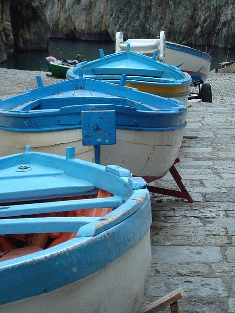 blu boats