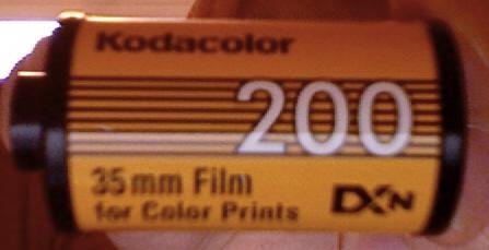 Original Kodacolor 200????, 2008