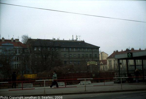 Old Trziste, Hradcanska, Prague, CZ, 2008