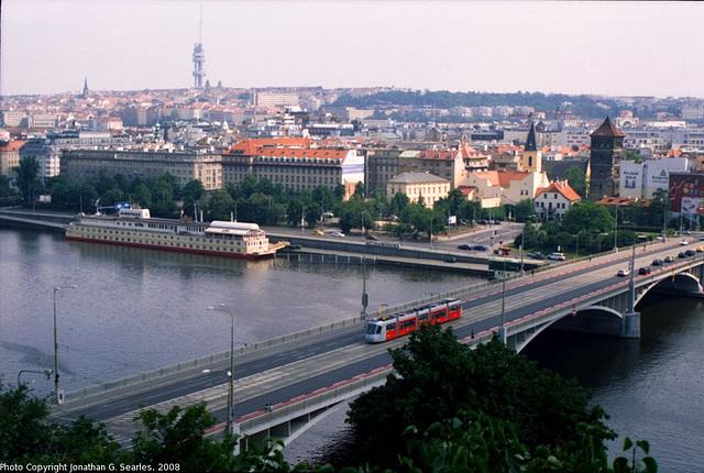 Stefanikuv Most, Picture 4, Prague, CZ, 2008