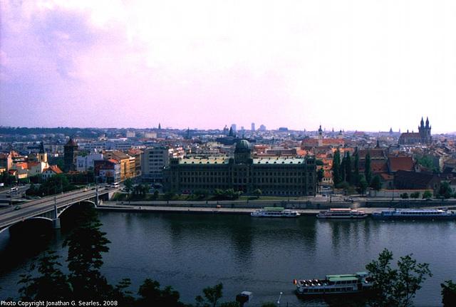 Ministerstvo Prumyslu a Obchodu (Ministry of Industry and Trade), Prague, CZ, 2008