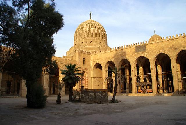 Mausoleum of Sultan Faraj Ibn Barquq