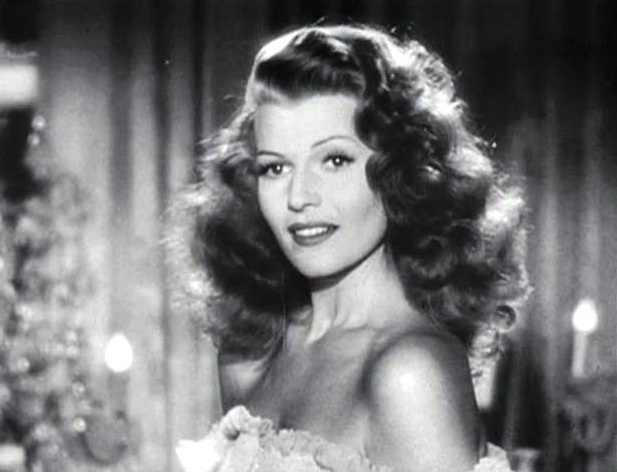 Rita Hayworth chante : Put the Blame on Mame