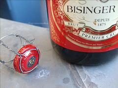 Champagner zum Hochzeitstag